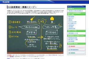 4A基礎講座のイメージ